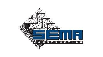 SEMA Construction logo